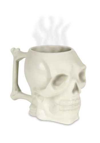 Skull Mug - Schädelbecher