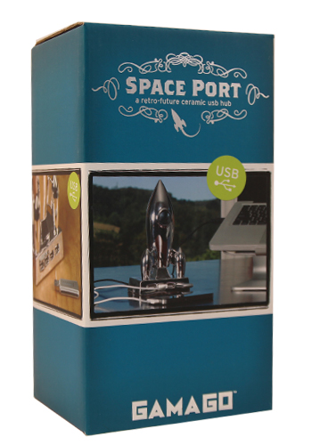 Spaceport USB Hub