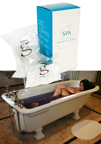 Spa Therapeutic Gel Bath von Gelicity - Revive
