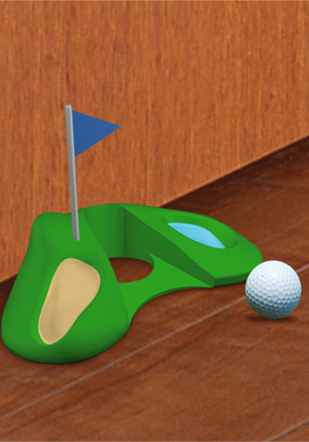 Türstopper Golf - Door-in-1