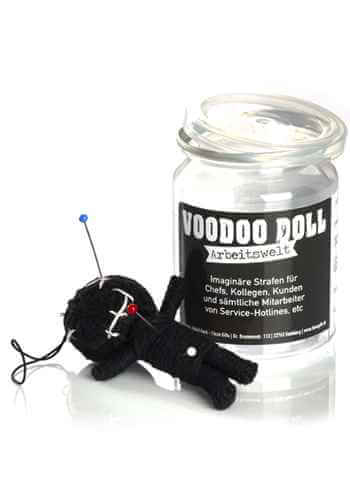 Voodoo Doll - Arbeitswelt